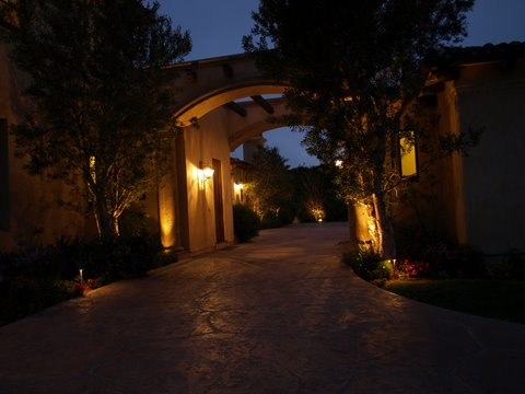 Newbury Park Hills Exterior Lighting Modern Outdoor  Lighting
